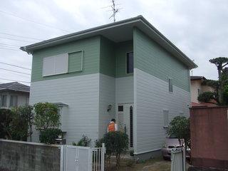 福岡市東区和白ケ丘U様邸   H23年11月完工