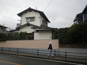 福岡市西区生の松原M様邸   H24年5月完工:施工前