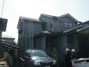 福岡県小郡市津古N様邸   H24年5月完工:施工前