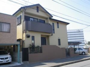 福岡市東区八田F様邸     H24年3月完工:施工後