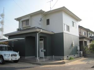 福岡県糟屋郡粕屋町T様邸   H23年9月完工:施工後