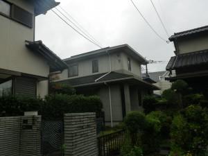 福岡県筑紫野市永岡S様邸   H23年11月完工:施工前