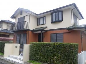 福岡市西区泉K様邸    H24年1月完工:施工後