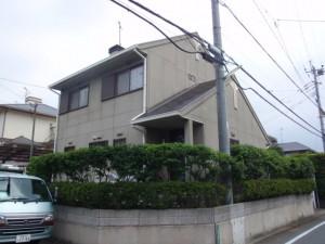 福岡県春日市紅葉ヶ丘K様邸   H23年7月完工:施工前