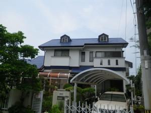 福岡県太宰府市水城H様邸   H23年11月完工:施工前