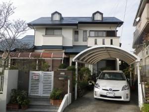 福岡県太宰府市水城H様邸   H23年11月完工:施工後