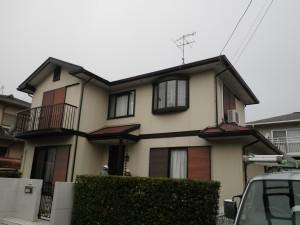 福岡市西区泉K様邸    H24年1月完工:施工前