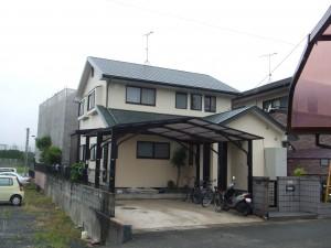 福岡県筑紫野市永岡Y様邸   H23年10月完工:施工後