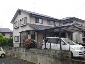 福岡県筑紫野市永岡Y様邸   H23年10月完工:施工前