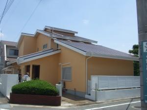 福岡県春日市春日原東町F様邸   H23年5月完工:施工後