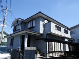 福岡県筑紫野市永岡K様邸  H23年3月完工:施工前