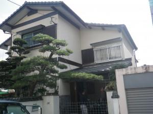 福岡市西区生の松原Y様邸        H24年2月完工:施工前
