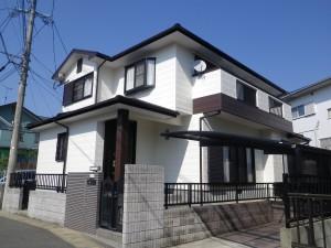 福岡県筑紫野市永岡K様邸  H23年3月完工:施工後