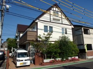 福岡市城南区別府M様邸  H22年5月完工:施工後