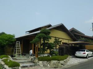 福岡県朝倉郡S様邸   H23年10月完工:施工前