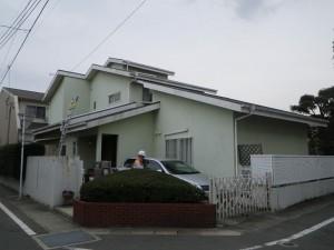 福岡県春日市春日原東町F様邸   H23年5月完工:施工前