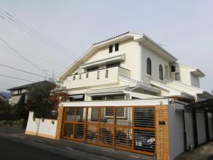 福岡県筑紫野市筑紫N様邸   H23年11月完工:施工後