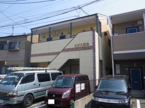 福岡市東区和白T様アパート:施工前