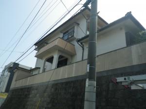福岡市東区和白丘G様邸    H25年8月完工:施工前