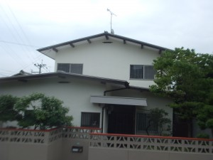 福岡市南区大池N様邸   H24年8月完工:施工後