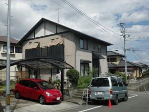 福岡県大野城市平野台K様邸     H24年9月完工:施工前