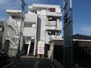 福岡市城南区鳥飼Sアパート№6様邸           H25年2月完工:施工前