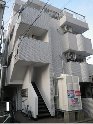 福岡市城南区鳥飼Sアパート№6様邸           H25年2月完工:施工後