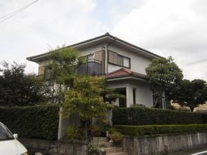 福岡県筑紫野市原田R様邸     H24年4月完工:施工前