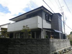 福岡市南区柏原K様邸    H24年10月完工:施工前