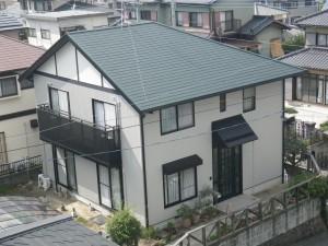 福岡県大野城市平野台K様邸     H24年9月完工:施工後