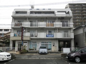 福岡市西区姪浜K様邸ビル         H24年7月完工:施工前