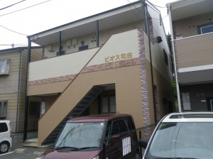 福岡市東区和白T様アパート:施工後