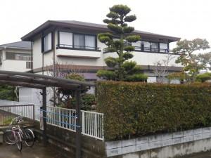 福岡市西区泉F様邸   H24年8月完工:施工前