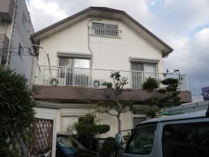 福岡市東区和白ヶ丘H様邸    H24年6月完工:施工前