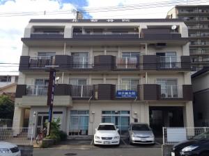 福岡市西区姪浜K様邸ビル         H24年7月完工:施工後