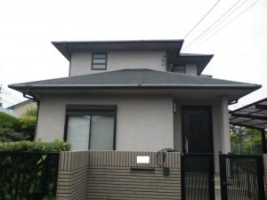 福岡市城南区松山Y様邸   H24年8月完工:施工前