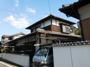 福岡県春日市若葉台西M様邸   H24年5月完工:施工前