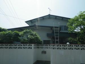 福岡市南区大池N様邸   H24年8月完工:施工前