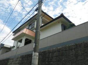 福岡市東区和白丘G様邸    H25年8月完工:施工後