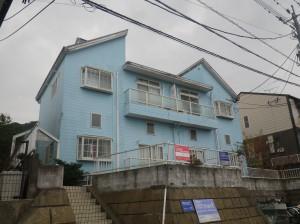 福岡市城南区西片江Sアパート№8様邸          H25年2月完工:施工前