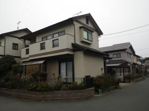 福岡県朝倉郡筑前町T様邸    H24年3月完工:施工前