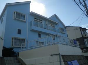 福岡市城南区西片江Sアパート№8様邸          H25年2月完工:施工後