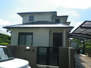 福岡市城南区松山Y様邸   H24年8月完工:施工後