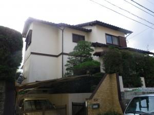 福岡市東区香椎台Y様邸      H24年4月完工:施工前