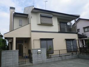 福岡県うきは市吉井町K様邸   H24年10月完工:施工後
