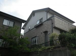 福岡市西区西の丘K様邸    H24年10月完工:施工前