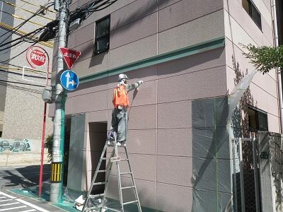 塀の復旧工事2!!