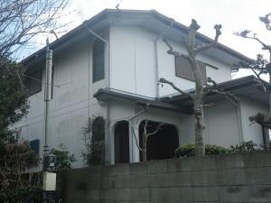 福岡市東区高見台S様邸        H25年4月完工:施工前
