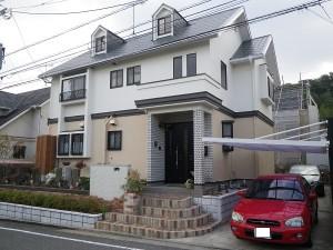 福岡県大野城市月の浦I様邸:施工後