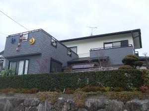 福岡県太宰府市大佐野K様邸      H24年12月完工:施工後